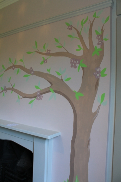 Ian Ball Painting and Decorating murals gallery